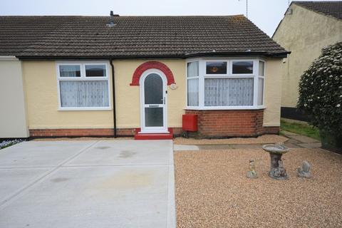 2 bedroom semi-detached bungalow for sale - Poplar Road, Lowestoft