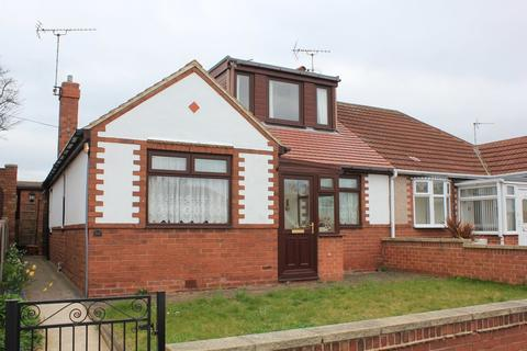 3 bedroom semi-detached bungalow for sale - 48, Eyre Street, Creswell