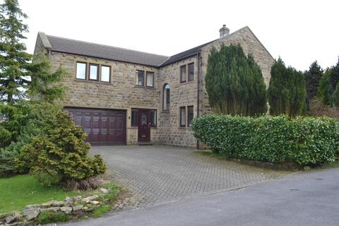 5 bedroom detached house for sale - Mossy Bank Close, Queensbury