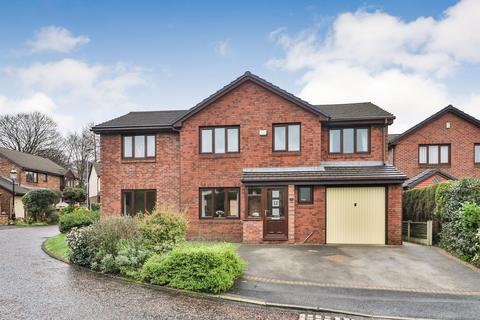 5 bedroom detached house for sale - Sorrel Drive, Littleborough, , OL15 8RU