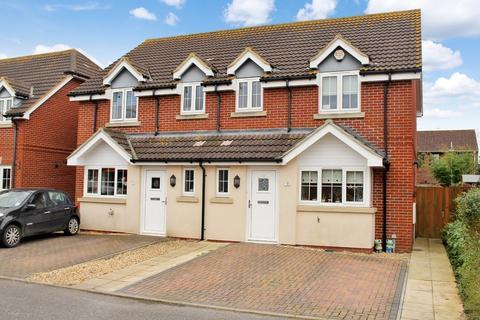 3 bedroom semi-detached house for sale - Hamilton Court, Holbury