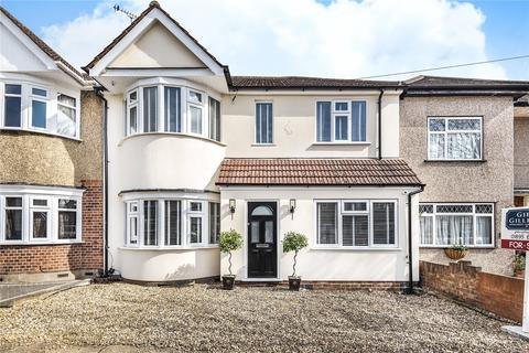 4 bedroom end of terrace house for sale - Bempton Drive, Ruislip Manor, Middlesex, HA4