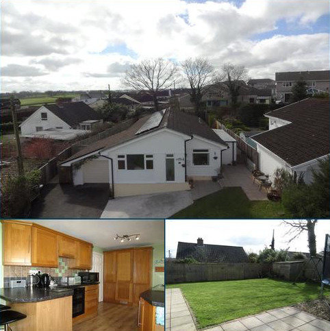 4 bedroom detached bungalow for sale - Moorfield Road, St. Giles-On-The-Heath