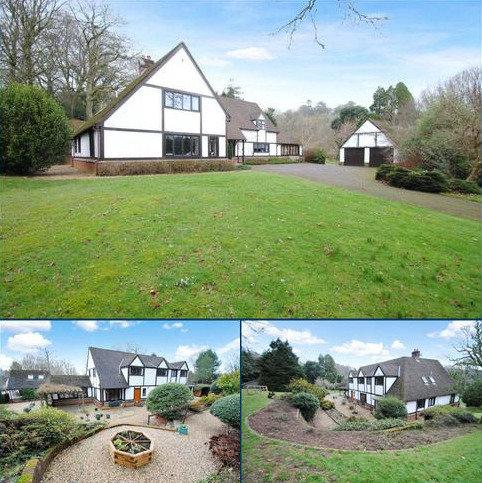 5 bedroom detached house for sale - Jury Road, Dulverton