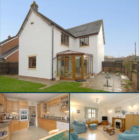 4 bedroom detached house for sale - Eardisley, Herefordshire, HR3