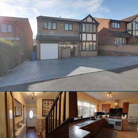 4 bedroom detached house for sale - Greenheath Road, Cannock