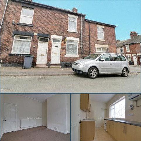 2 bedroom terraced house for sale - Sefton Street, Shelton, Stoke on Trent, ST1 4BQ