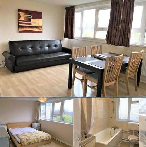 1 bedroom flat to rent - Carlton Vale, Kilburn, London