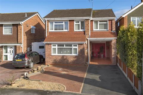 4 bedroom detached house for sale - 101 St. Andrews Way, Church Aston, Newport, TF10