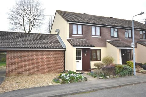 3 bedroom end of terrace house for sale - Beaufort Close , North Weald