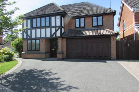 4 bedroom detached house to rent - Sidbury Grove, Dorridge, B93 8TE