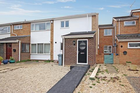 2 bedroom end of terrace house for sale - Moorland Road, Witney