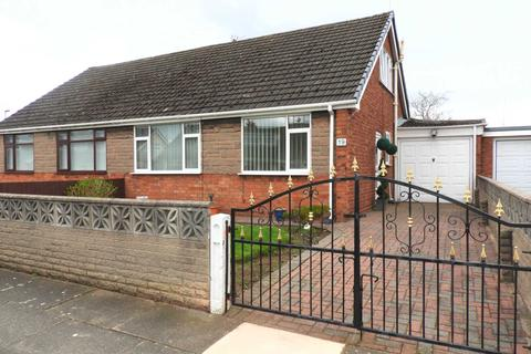 3 bedroom bungalow for sale - Poplar Drive, Kirkby Row
