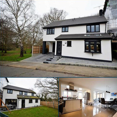 4 bedroom detached house for sale - Meade Road, Billericay