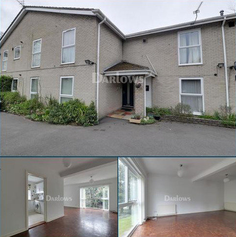 2 bedroom flat for sale - Deans Court, The Avenue, Llandaff