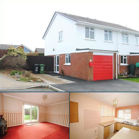 4 bedroom semi-detached house for sale - Howards Close, South Molton