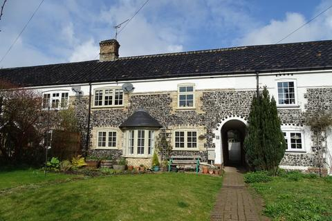 4 bedroom terraced house for sale - Lynford Cottages, Lynford
