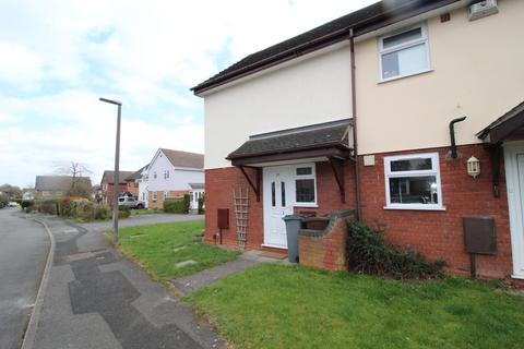1 bedroom end of terrace house to rent - Kerswell Drive, Monkspath