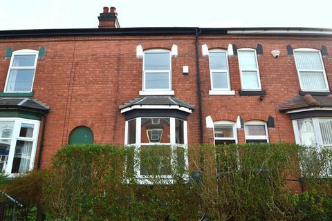 3 bedroom terraced house to rent - 68 Institute Road, Kings Heath, B14 7EG
