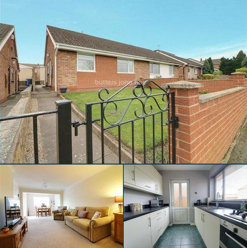 2 bedroom bungalow for sale - Leaford Walk, Eaton Park, ST2 9NG