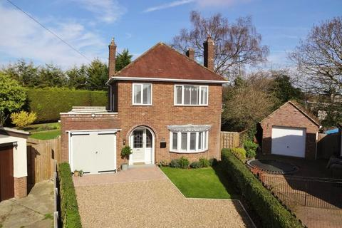 3 bedroom detached house for sale - Streather Drive, Corby