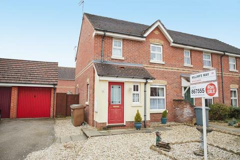 3 bedroom semi-detached house for sale - The Drove, Thorpe Marriott, Norwich