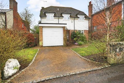 3 bedroom detached house for sale - Back Road, Sandhurst, Kent, TN18 5JS