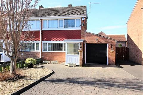 3 bedroom semi-detached house for sale - Moss Drive, Killamarsh, Sheffield, S21 1FE