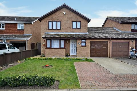 3 bedroom link detached house for sale - Gloucester Mews, New Romney