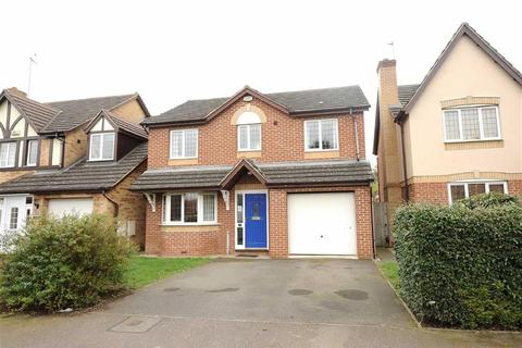 4 bedroom detached house for sale - Constable Drive, Wellingborough