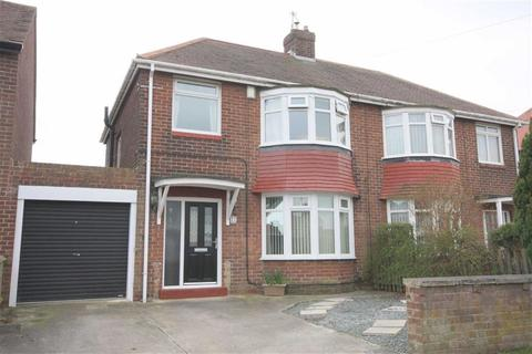 3 bedroom semi-detached house for sale - Harewood Crescent, West Monkseaton, Tyne And Wear, NE25
