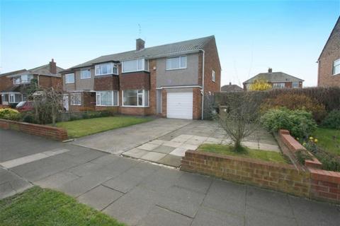 3 bedroom semi-detached house for sale - Kendal Avenue, Cullercoats, NE30