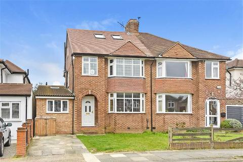 4 bedroom semi-detached house for sale - Hambro Avenue, Hayes, Kent