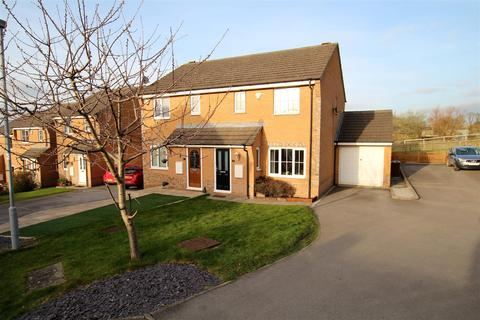 3 bedroom semi-detached house for sale - West Cote Drive, Cote Farm, Thackley,