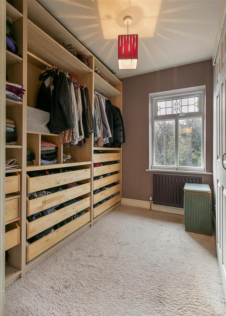 Dressing Room (Master Suite)