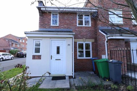 3 bedroom end of terrace house for sale - Alexandra Road South, Whalley Range, Manchester, M16