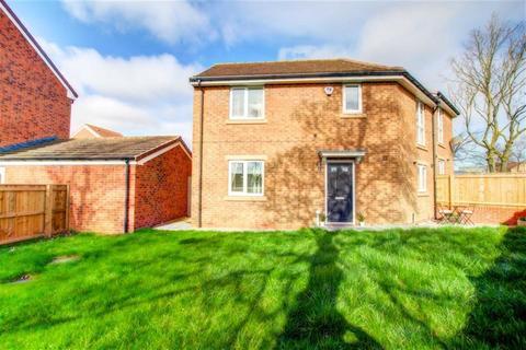 3 bedroom semi-detached house for sale - Berwick Drive, Battle HIll, Wallsend, NE28