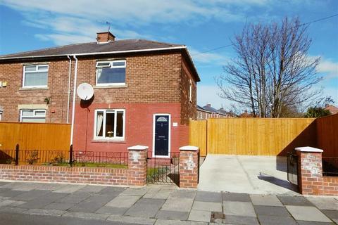 3 bedroom semi-detached house for sale - McNamara Road, Rosehill, Wallsend, NE28