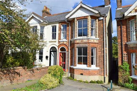 4 bedroom semi-detached house for sale - London Road, Dunton Green, TN13