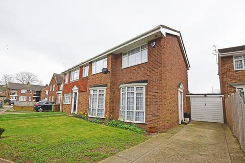 4 bedroom semi-detached house for sale - Warlingham Close, Rainham, Gillingham, ME8