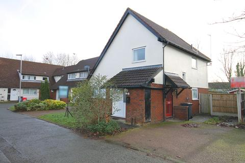 2 bedroom apartment for sale - Nansen Close, Old Hall, Warrington, WA5