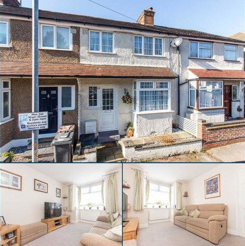 3 bedroom terraced house for sale - Bendysh Road, Bushey