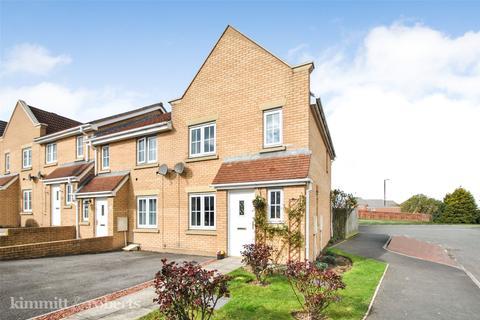 3 bedroom end of terrace house for sale - Churchside Gardens, Easington Lane, Tyne and Wear, DH5