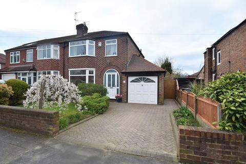 3 bedroom semi-detached house for sale - Arley Drive, Sale