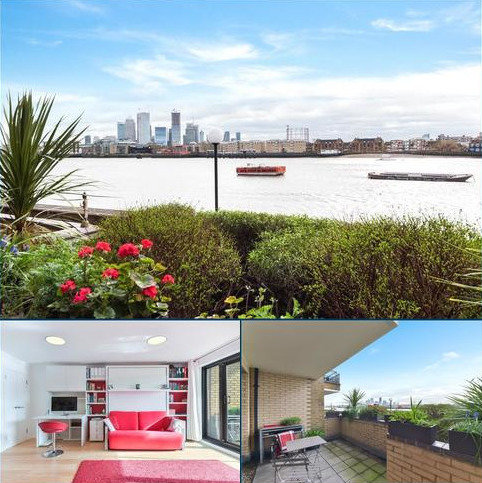 1 bedroom flat for sale - Towerside, 144 Wapping High Street, London, E1W