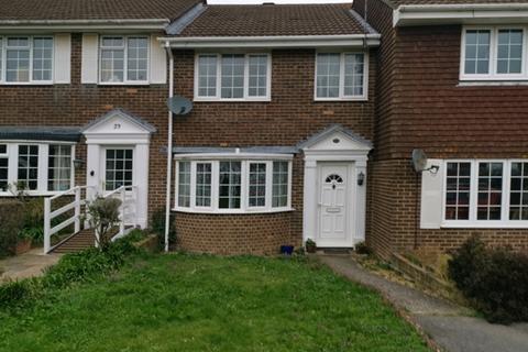 3 bedroom terraced house to rent - Stempswood Way, Barnham, Bognor Regis, West Sussex. PO22 0LA