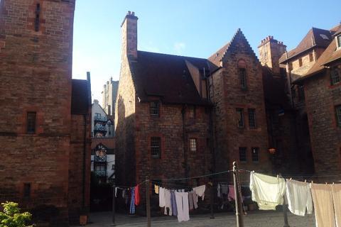 1 bedroom flat to rent - Well Court, Dean Village, Edinburgh, EH4 3BE