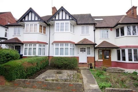 3 bedroom terraced house for sale - HAMILTON WAY, WEST FINCHLEY, N3