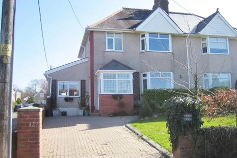 4 bedroom semi-detached house for sale - Swansea Rd, Pontlliw