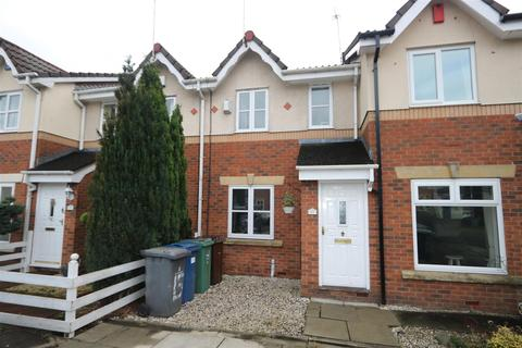 2 bedroom terraced house for sale - Brightwater Close, Whitefield, Manchester
